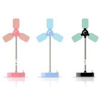 DIY Vintage windmill fan / Holland windmill fan ( pink ) hot sales / free shipping