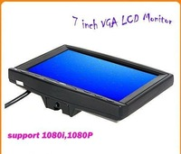 """Wholesale Cheap 619AH 7"""" On camera HD LCD Field monitor w/ 450cd/m2 Hight Brightness at discounted price .(NO TOUCHSCREEN)"""