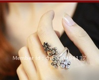 flower vintage fashion ring,free shipping fashion jewelry ,wholesale fashion ring,jewelry ring,