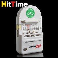 Электрическая вилка Hittime 10Pcs/lot /au [968 01 10 US to EU Adapter
