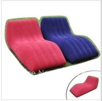 Guaranteed 100% S shape inflatable sofa,inflatable chair,inflatable Furniture free shipping