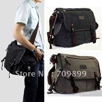 Brand New Canvas Hobo Casual Handbag Shoulder Bag for Men B067