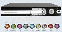 H.264 16CH DVR realtime professional dvr, 16ch standalone cctv DVR9216 support 2 SATA HDD