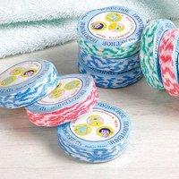 500 pcs / lot compressed towel magic mini face towel easy-carry travel bath towel
