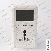 single phase plug in digital Swiss power meter