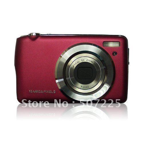 """Free shipping 5pcs/lot Digital Camera DC8000E 2.7"""" TFT LCD Screen 4X Digital Zoom Cmaera 8.2MP CMOS MAX 15MP Camera(China (Mainland))"""