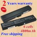Горячие НОВЫЕ 6-ЭЛЕМЕНТНЫЙ аккумулятор для Ноутбука ASUS M9 W7 90-NDQ1B1000 70-NDQ1B2000 90-NDT1B1000Z черный +подарок