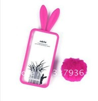 Free shipping Case of Phone  Korea Rabito Bunny Girls phone case Wholesale mobile phone cases  9140