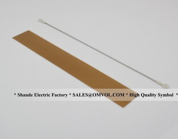 teflon belt & heat wire for 200mm plastic body impulse sealer