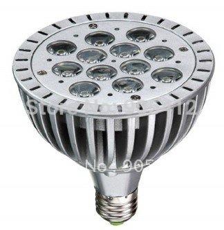 par38 energy saving lamp par38 bulb 12*1W high shiny free shipping(China (Mainland))