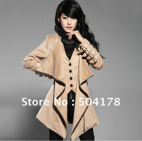Ladies Fashion Coats And Jackets