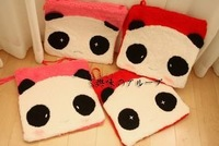 Shy Panda Plush Seat Cushion Pillow Pad--Christmas Gift Novelty Toy