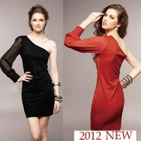 Free Shipping/Elegant temperament/bowknot/princess dress/evening dress/homecoming dress/ RG120208