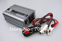 New Car 500W watts 12v DC 220v AC Power Inverter usb(China (Mainland))