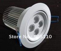 12W led down light ,led office Ceiling Lamp,cabinet light ,4*3w led recessed light