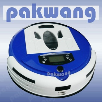 Robot Vacuum With Self-Charging Function
