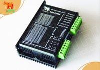 Cnc 4.2A 50VDC,128 microstep Digital Bipolar 2ph hybrid stepper motor driver of wantai