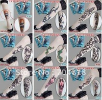 Tattoo Socks,20pairs=40pcs/lot