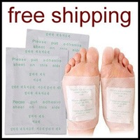 [ 100 pcs / lot ] Foot Pads Pad Patches Patch with adhesives free shipping by China Post Airmail