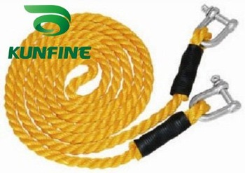 Cheap Shopping! 4-Meter  high quality Auto Safety Tools  Tow Rope KF-12815