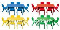 Kids Plastic Table, Nursery tables/ Nursery School Furniture