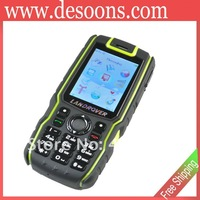 F589 Waterproof Mobile Phone Quad Band Long Standby Time