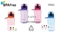 Sports Water Bottle (400ml) - Travel Water Bottle,Tritan,BPA Free,Eco-Friendly,Low Price,High Quality,Drop Ship,Free Shipping