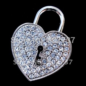 BW-8042 USB Flash Drive Fashion Jewelry flashdrive heart lock  Pendant