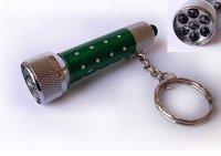 Wholesale-96pcs/lot.Fashionable Mini LED Key Chains. Free shipping!
