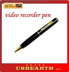 Video recorder pen high performance high security pre-sale tracking servicel ,Video Camera,Video pen(China (Mainland))