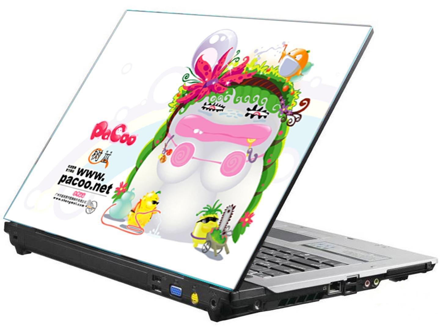 Free Shipping Wholesale Making Laptop Skin E 20pcs/lot(China (Mainland))
