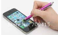 wholesale, 30pcs/lot  New Stylus Touch Pen,For Ipad Iphone 4 2G 3G 4S Capacitive Touch Pen , Free Shipping
