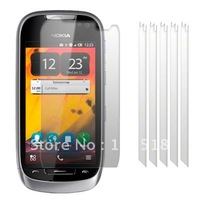 100pcs/lot&free shipping New Clear Screen Protector LCD Cover Guard Film for NOKIA 701