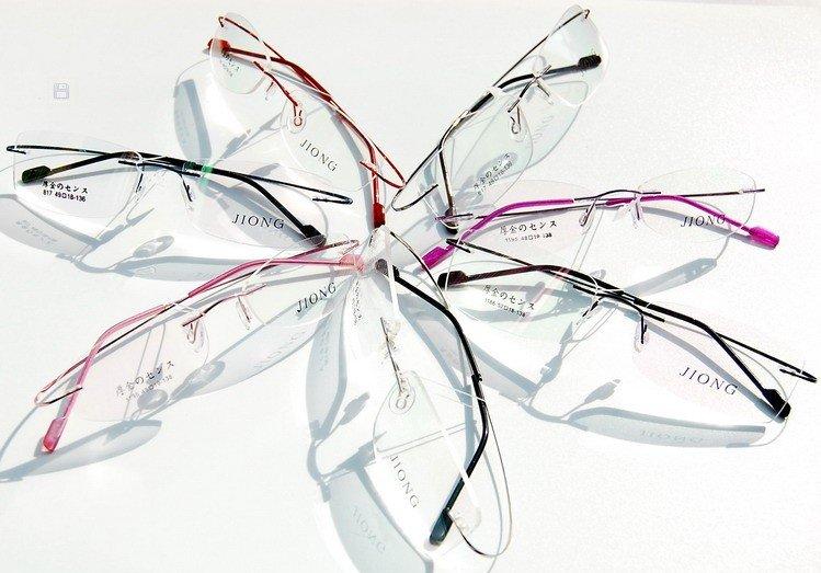 Rimless Glasses Broken : WE WILL MAKE ANY EYEGLASS FRAME FROM YOUR BROKEN FRAME ...