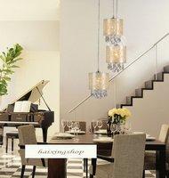 top quality !Milan style/K9 Crystal pendant /Contemporary Chandelier/dinning room pendant/restuarant light