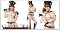 Big Discount Cheap Sexy Police Costumes,Free Shipping 2011 Wholesale Women Sexy Lingeries Sex,Good Quality Lady Camisole