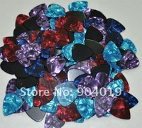 Lots of 100 pcs new heavy 0.96 mm blank guitar picks