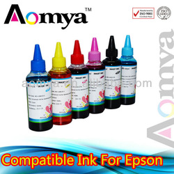 Compatible ink for Epson in bulk (self-production ink) 6C(China (Mainland))