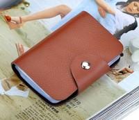 Кошелек Factory Outlet 100% Genuine Leather women&men's multifunction walletsJJ8120