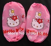 12 pcs Waterproof Cute Hello kitty sleevelet children
