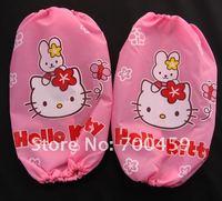 24 pcs Waterproof Cute Hello kitty sleevelet children