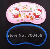 120 pcs Cute Hello kitty Sleep eye mask children