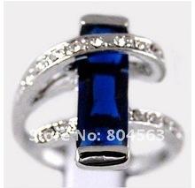 Beautiful new lady ring Size: 7 8 9(China (Mainland))