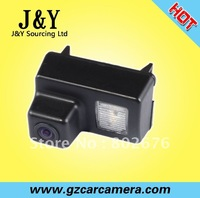 for Peugeot  206/ 207/ 307(NB) /307SM/407/ 308SW,  170 degree wide view lens angle car camera JY-6530