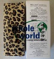 RELIAN MASCARA Natural Eyelash set panther series 8048,  24sets/lot,free shipping