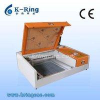 KR400 Desktop co2 laser engraving cutting machine