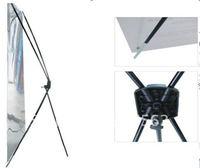 Economic  X-Banner Stand;  Carbon Fiber X-Banner Stand; Adjustable X Banner Stand; X Banner HN-XE