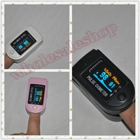 CE Proved finger Pulse Oximeter for 4 side seeing OLED screen 6 display models SPO2 Monitor