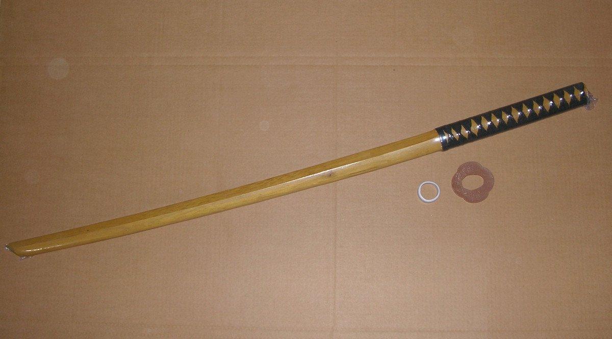 Как сделать из дерева меч самурая