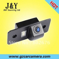 hot sale !!! for PORSCHE CAYENNE CTS, 170 degree wide view lens angle mini hidden car rearview camera JY-6585